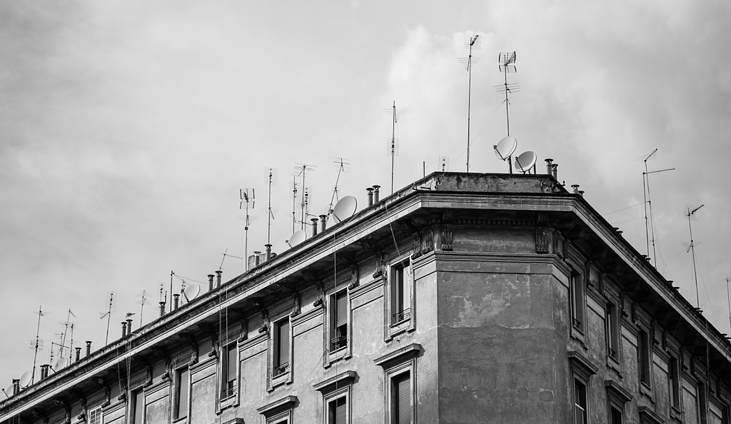 Electric Ears - Rome, Italy