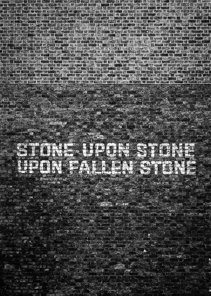 Stone Upon Stone - Dublin