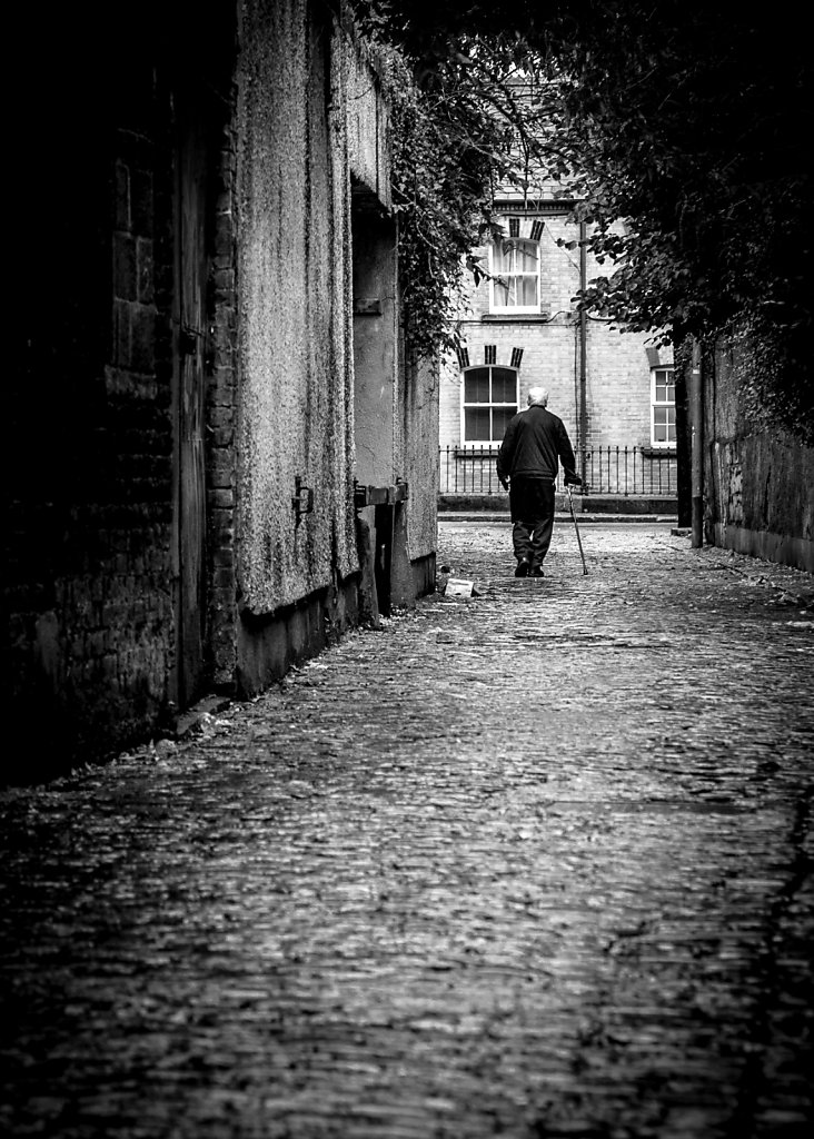 The Long Walk - Dublin