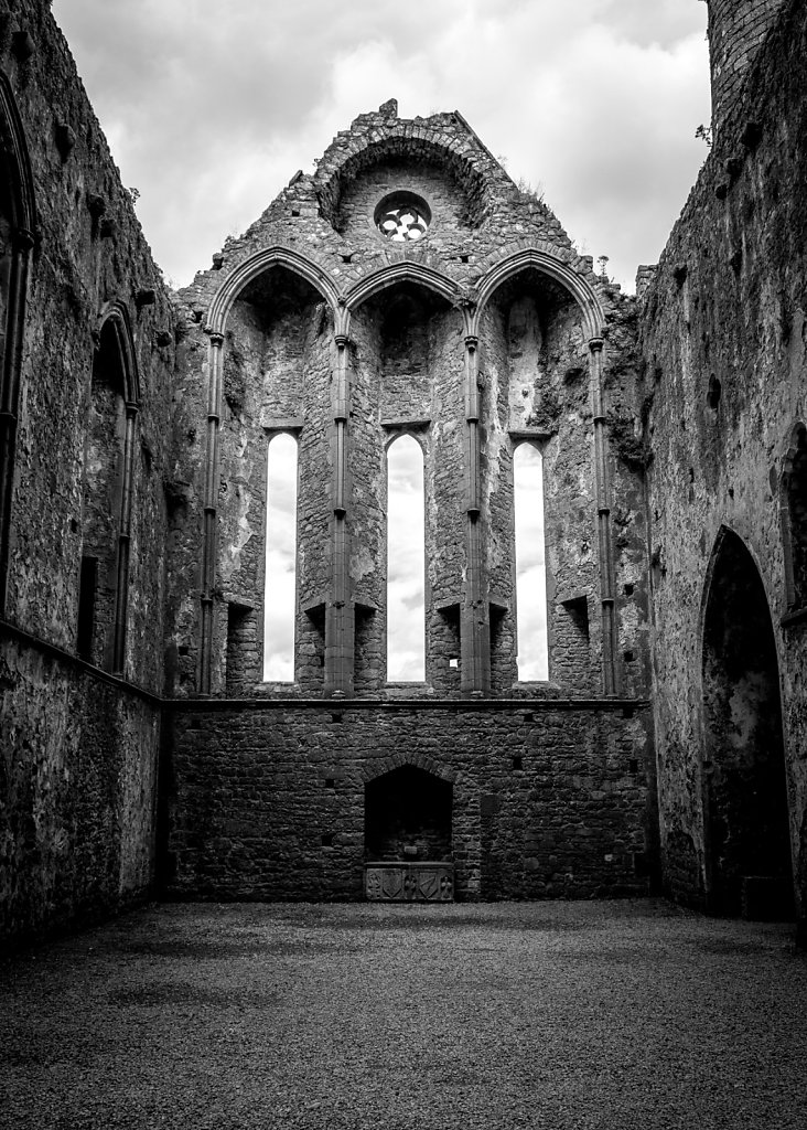 Rock of Cashel - County Tipperary